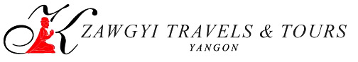 Zawgyi Travel logo